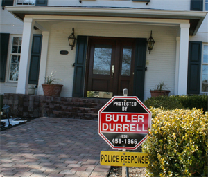 A Butler Durrell Security System is designed to the unique needs of your property and doesn't leave security gaps.
