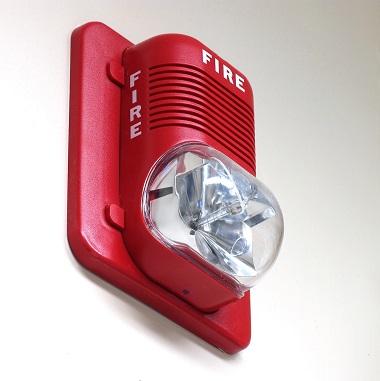 Fire Alarm On Wall